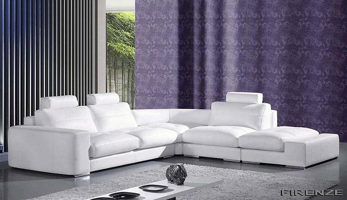 Grande divano angolare firenze for Offerte divani angolari in tessuto