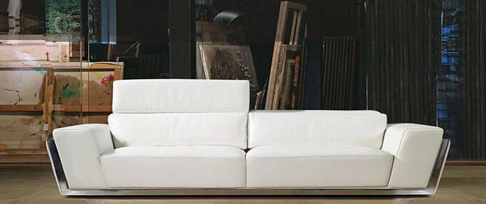 Divani Moderni In Pelle Design.Divano Moderno E Design Wanda