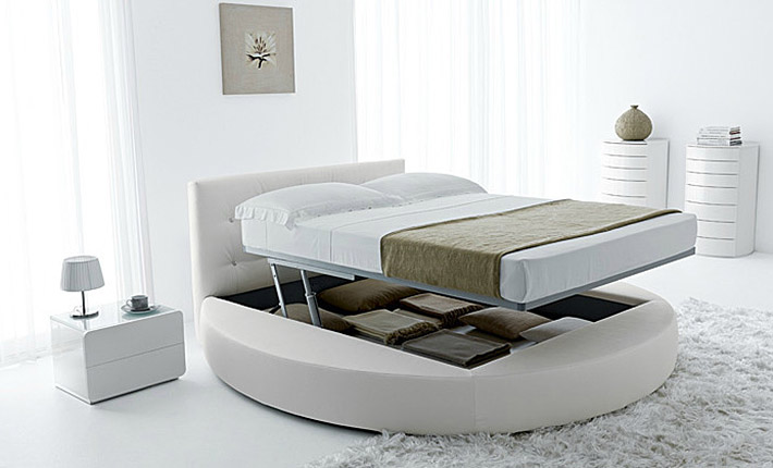 Letto Matrimoniale Ikea Contenitore ~ duylinh for