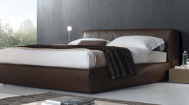Letto matrimoniale Privacy